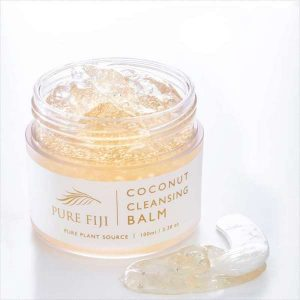 COCONUT CLEANSING BALM cremebrulee taupo