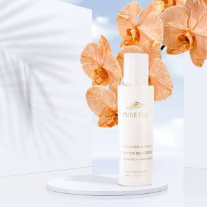 VITAMIN C BRIGHTENING CREME WITH HYALURONIC & LIME CAVIAR cremebrulee taupo